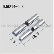 Terminais de crimpagem de cobre DJ6214-6.3A