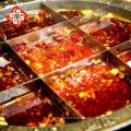 QinMa 1000g de condiments chauds à base de sauce chaude jetable