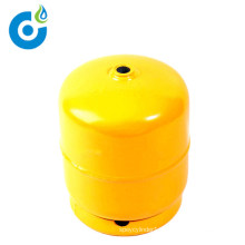 2021 Good Quality Cooking 2kg Steel LPG Gas Cylinder Bottle with Factory Price