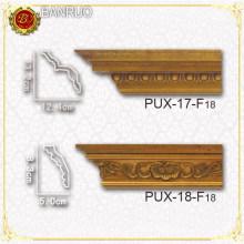 Moulage de corniches en mousse PU (PUX17-F18, PUX18-F18)