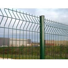 Высокозащищенный сварной забор из проволочной сетки