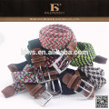 Hot selling leisure high quality woven belt