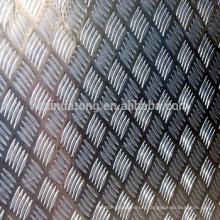 A1100 H14 embossed aluminum sheet for bus floor