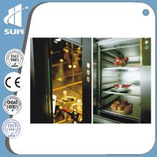 Capacidade 200kg Velocidade 0.4m / S Cozinha Usando Dumbwaiter