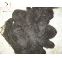 Dehaired 100% Cashmere Fiber Price For Spinning