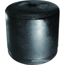 Hdpe Butt Fusion End Caps Pipe Fittings
