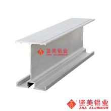 Canal de luz lateral com ripas de alumínio de 90 graus
