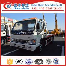 JAC 4x2 4TON Straßenblockentfernungswagen