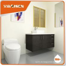 Mit Qualitätsgarantie Holzfurnier kundenspezifische Badezimmerschränke