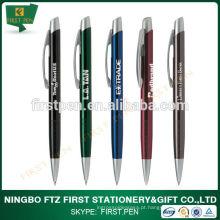 Logotipo de alta qualidade impresso caneta esferográfica Linc