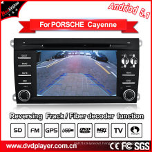 Car Audio for Porsche Cayenne GPS Navigatior with MP4 DVB-T Android System