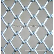 Proveedor galvanizado de la cerca de la conexión de cadena
