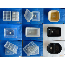 Disposable Plastic Food Packaging Box for Frozen Food and Seafood