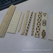 madeira branca de reconhecimento