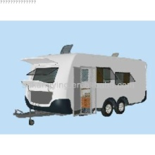 Full insulated Caravan