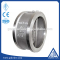 wafer type full opening swing check valve