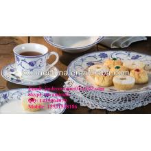 Jarra de cerámica juego de cerámica taza de cerámica taza y platillo café set de té