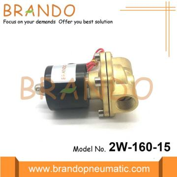 Injap Solenoid Coil Copper Brass Body