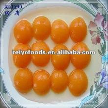 Conservas de melocotón amarillo (Favorable) en almíbar