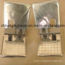 Aço Inoxidável Flat One Side Pneumático Selvedge Uncurler (YY-450)