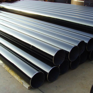 ERW Anti-Rust Oil Covered Round Mild Steel tube