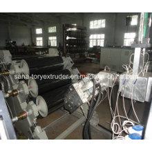 PVC-Plastik-freie schäumende Blatt-Verdrängungs-Maschinerie