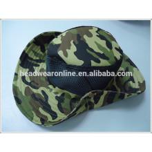 Camo Eimer Hut mit kundenspezifischem Entwurf