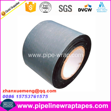 High adhesion PE modified bitumen tape
