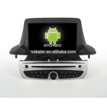 7''car dvd player,factory directly !Quad core,GPS,DVD,radio,bluetooth for2014Megane