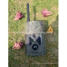 Câmara de vídeo viva das câmeras dos animais selvagens do SMTP de Suntek 12MP 3G MMS SMS para a caça dos cervos