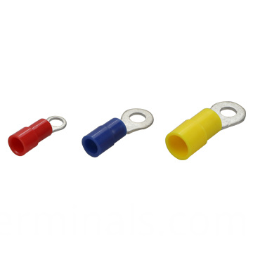 nylon-insulated spade terminals