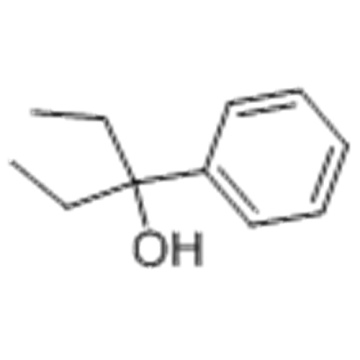 Benzenemethanol, a,a-diethyl- CAS 1565-71-5