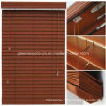 50mm Faux Wood Window Curtains
