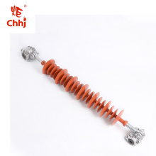 Factory direct sell suspension composite insulator 33kv long rod