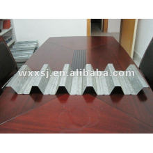 corrugated galvanized steel floor decking sheet