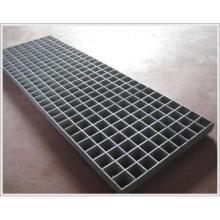 Grating de aço galvanizado / quente mergulhado