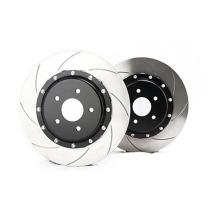 Sistema de disco del freno del coche de la buena calidad de China 370 * 36m m cabido para el coche