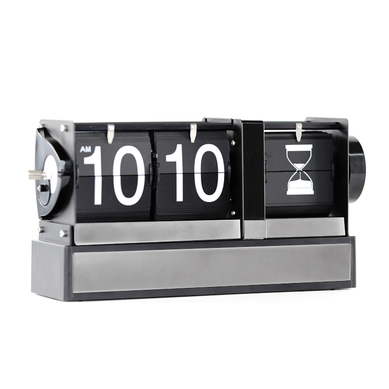 Automatic Desk Calendar Clock