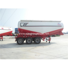 Cheap bulk cement tank truck semi trailer
