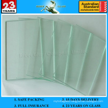 1.5-3mm Sheet Glass for Picture Photo Frame with AS/NZS2208: 1996