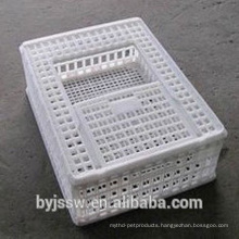 Live Poultry Transport Plastic Animal Cages