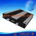 30 дБм 85 дБ Репитер сигнала мобильного телефона GSM / Dcs / WCDMA 3G