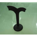 Metal PU Earring Display Tree Stand Factory Wholesale (ES-BL-T1)