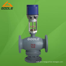 Electric Three Way (3-way) Mixing Control Valve (GAZDLX)