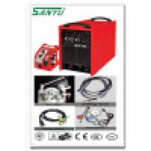 Máquina de soldadura separada del inversor IGBT de MIG-350 de la buena calidad de Sanyu