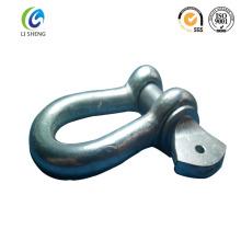 Nous utilisons la manivelle en acier en acier inoxydable