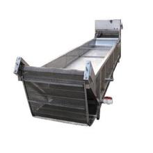 évier d'acier inoxydable pour la chaîne de production en plastique de granualtion