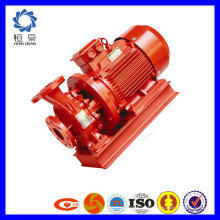 Single Stage XBD tipo vertical Fire Pump Single Suction