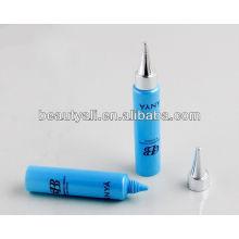 22 milímetros tubo de bico longo cosmético