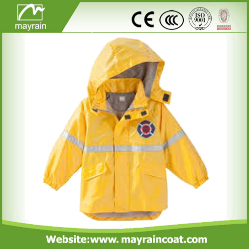 Polyester PVC Coated Rainsuit